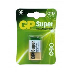 باتری کتابی 9 ولت آلکالاین Super مارک GP