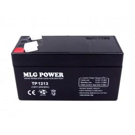 باتری خشک 12 ولت 1.3 آمپر ساعت مارک MLG Power