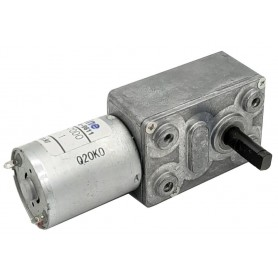 موتور گیربکس 24 ولت MWG32-4RPM