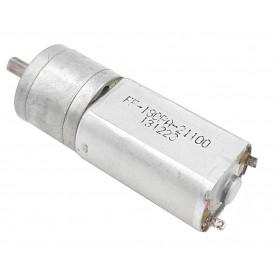 موتور گیربکس 12 ولت 800RPM مدل FF-180PA