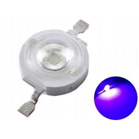 LED پاور 1W فرابنفش UV