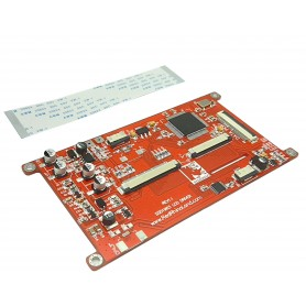 درایور SSD1963 برای نمایشگرهای 4.3 و 7 اینچی سری RedRhino