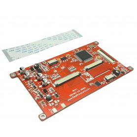 برد درایور LCD SS1963 سری RedRhino