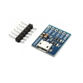ماژول مبدل USB به سریال FT232 مدل GY232V2