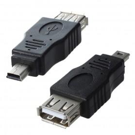 تبدیل USB Mini نری به USB مادگی