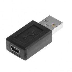 تبدیل USB A نری به USB Mini مادگی