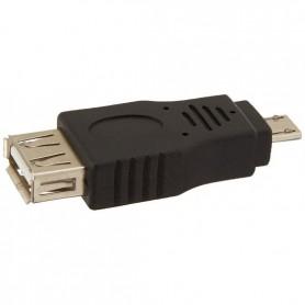 تبدیل USB A مادگی به USB Micro نری