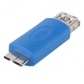 تبدیل USB3.0 مادگی به USB3.0 Micro-B نری