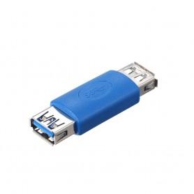 تبدیل USB3.0 مادگی به USB3.0 مادگی روپنلی