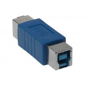 تبدیل USB3.0 B مادگی به USB3.0 B مادگی پرینتری