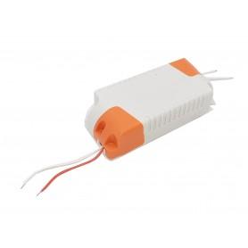 درایور LED (24-36)x1W قابدار پلاستیکی
