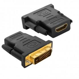 تبدیل DVI-D نری به HDMI مادگی