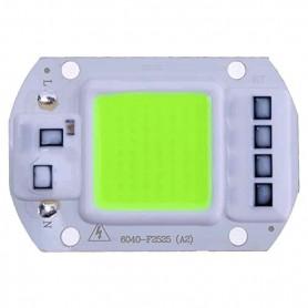 LED COB سبز 50W 220V با درایور داخلی