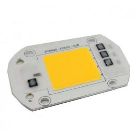 LED COB آفتابی 30W 220V با درایور داخلی