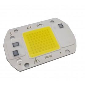 LED COB مهتابی 20W 220V با درایور داخلی