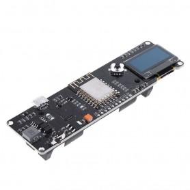 برد توسعه NodeMCU با نمایشگر OLED