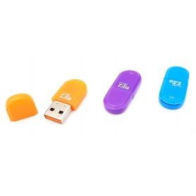 مموری ریدر تک کاره Micro SD USB 2.0 مدل B