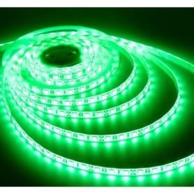 LED نواری سبز درشت 5050 60Pcs رول 5متری