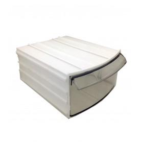 جعبه قطعات کشویی 105x115x60mm