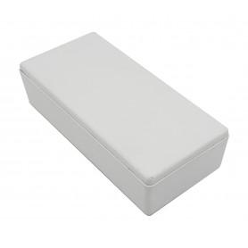 جعبه برد پلاستیکی سفید مدل BMD-A سایز 121x58x31mm