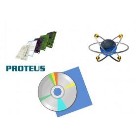 مجموعه آموزشی جامع و کاربردی نرم افزار شبیه ساز پروتئوس