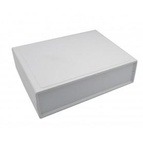 جعبه برد پلاستیکی چهار تکه سفید 155x118x42mm