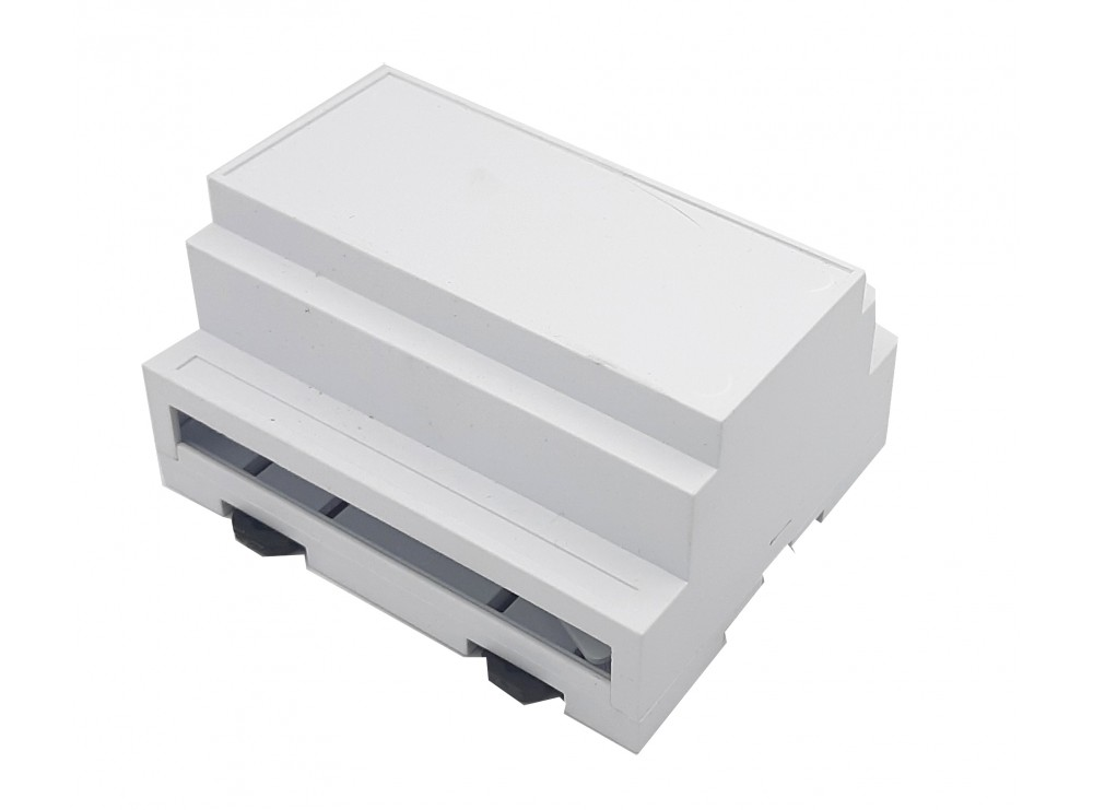 جعبه ریلی Rail Box سفید سایز 106x87x60mm