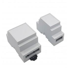 جعبه ریلی Rail Box سفید سایز 36x87x60mm