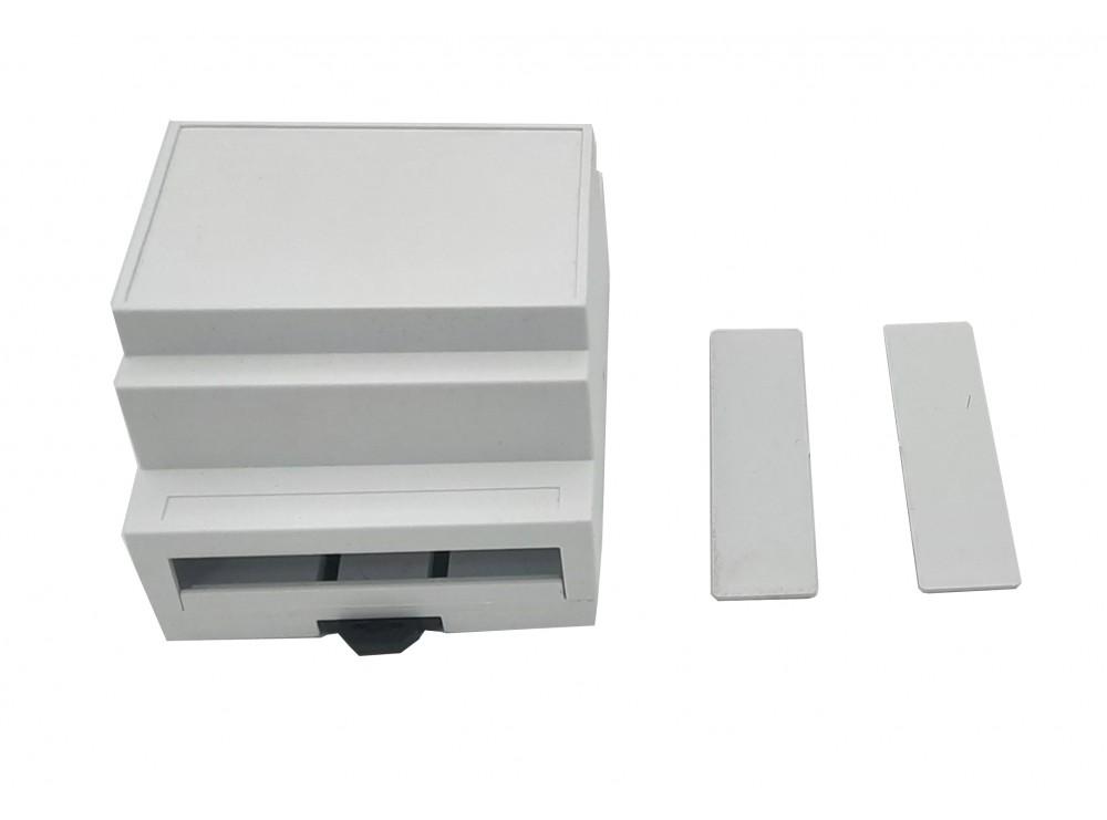 جعبه ریلی Rail Box سفید سایز 72x87x60mm