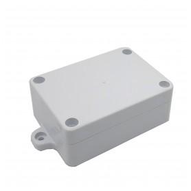 جعبه برد پلاستیکی سفید پیچ خور مدل BWP سایز 85x60x32mm