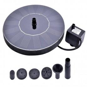 موتور پمپ آب خورشیدی شناور CPS30A
