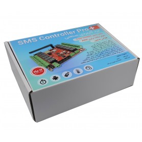دستگاه کاربردی صنعتی SMS کنترلر پرو پلاس