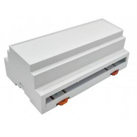 جعبه ریلی Rail Box سفید سایز 155x87x60mm