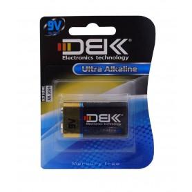 باتری کتابی 9 ولت آلکالاین Ultra مارک DBK