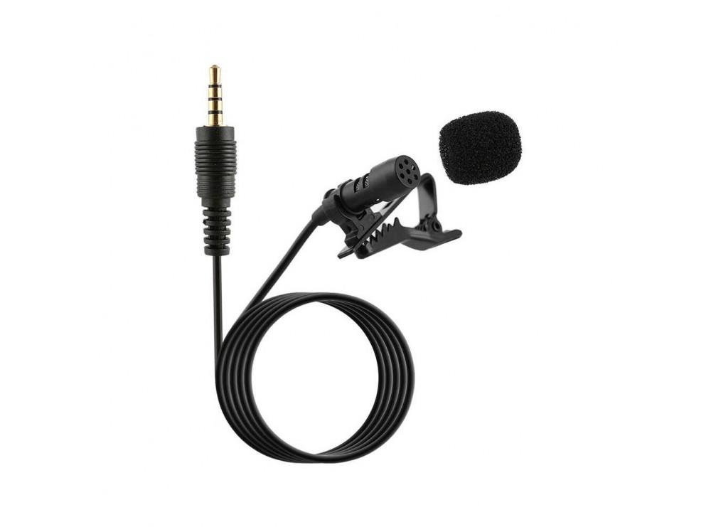 میکروفون یقه ای 1.5متری Lavalier