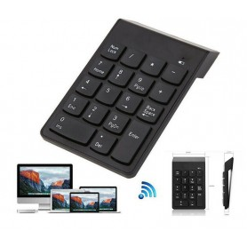کیپد عددی بلوتوثی Bluetooth Numeric Keypad مدل BT3.0