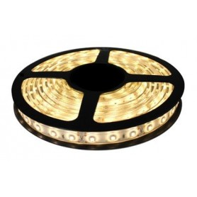 LED نواری سفید آفتابی ریز 3528-2835 60Pcs رول 5متری
