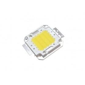 LED پاور 20W سفید مهتابی 15-12 ولت