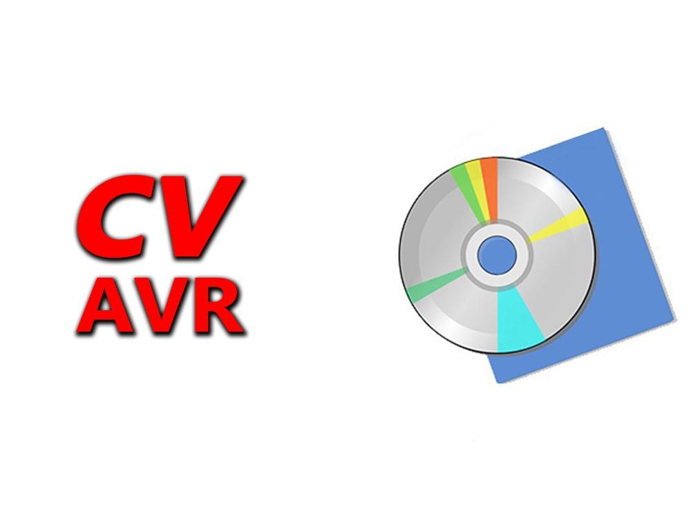 مجموعه جامع و پیشرفته میکروکنترلر های AVR در محیط کدویژن