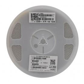 خازن 100nF 250V پکیج 1206 SMD رول3000 عددی