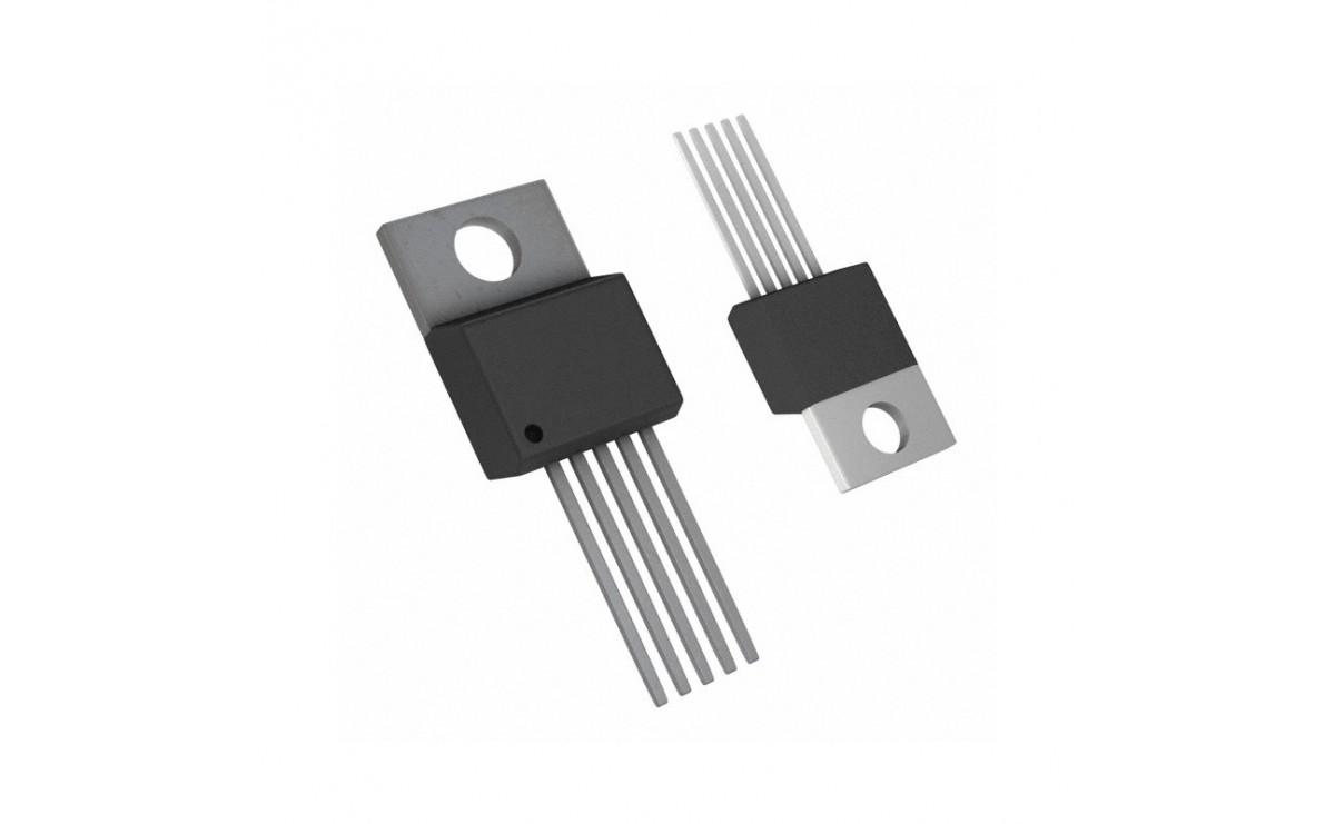 رگولاتور 12+ولت LM2576HVT پکیج TO-220-5