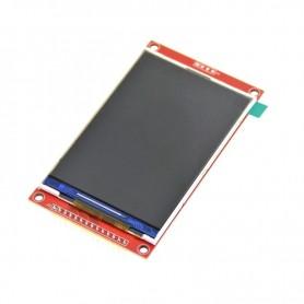 """ماژول نمایشگر """"LCD 3.5 درایور ILI9488 ارتباط SPI"""
