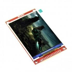 """ماژول نمایشگر """"LCD 3.2 درایور ILI9341 ارتباط SPI"""