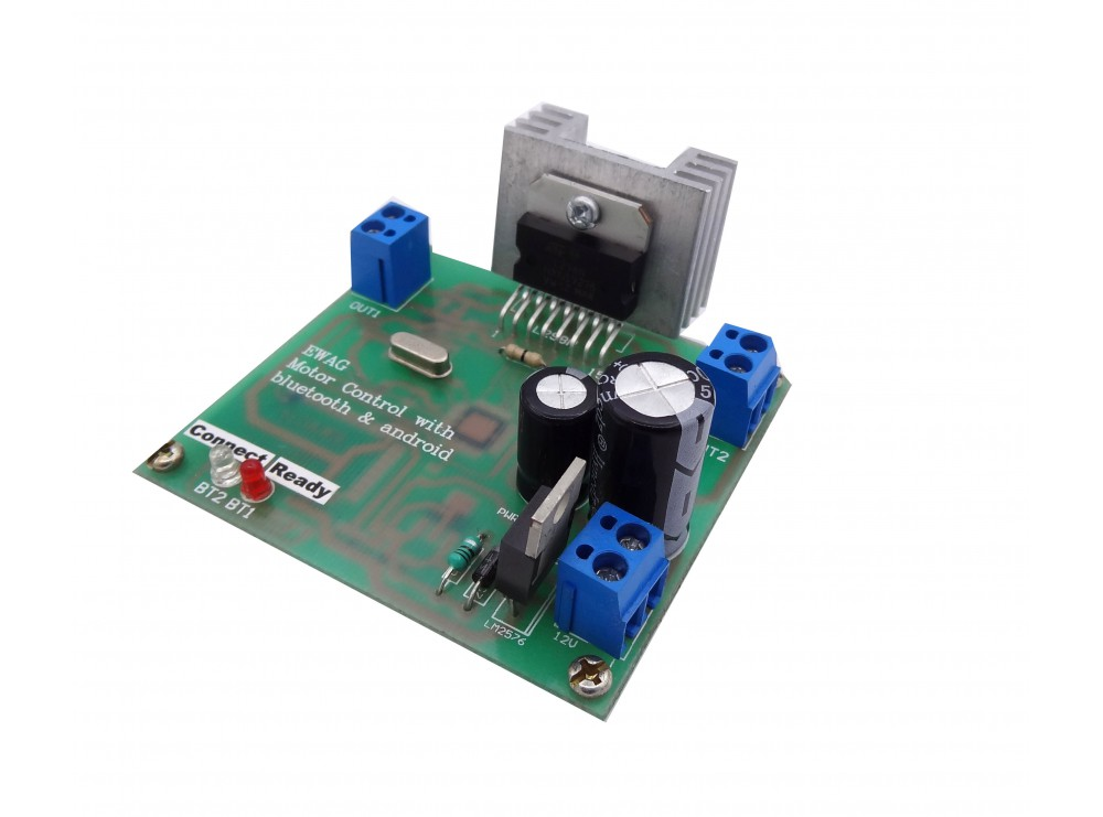 درایور موتورهای ربات بلوتوثی Bluetooth Driver