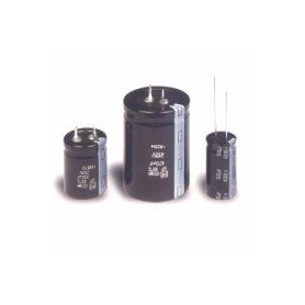 خازن الکترولیتی 0.47uF / 100V