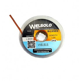 سیم قلع کش 1.5m مارک Welsolo 1.5mm