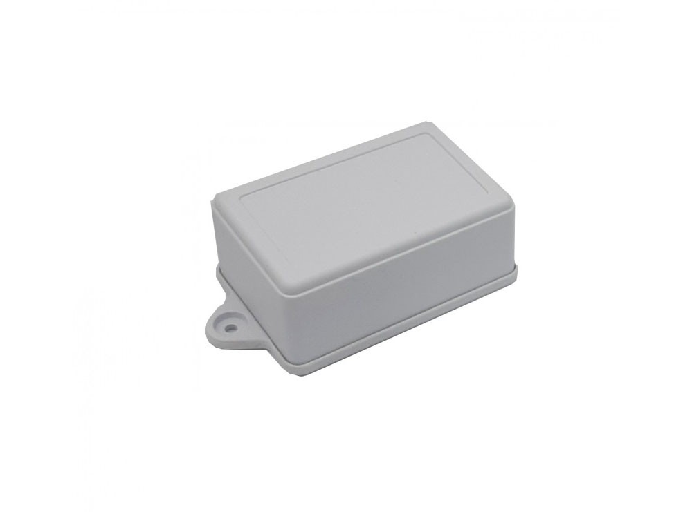 جعبه برد پلاستیکی سفید پیچ خور مدل BMW-B سایز 80x50x35mm