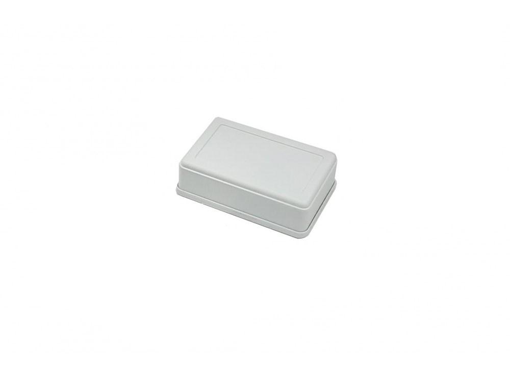 جعبه برد پلاستیکی سفید مدل BMD-A1 سایز 80x50x25mm