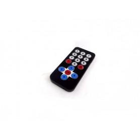 ریموت کنترل مادون قرمز 17 کلید