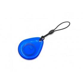 تگ RFID 125KHZ شیشه ای آبی طرح قطره